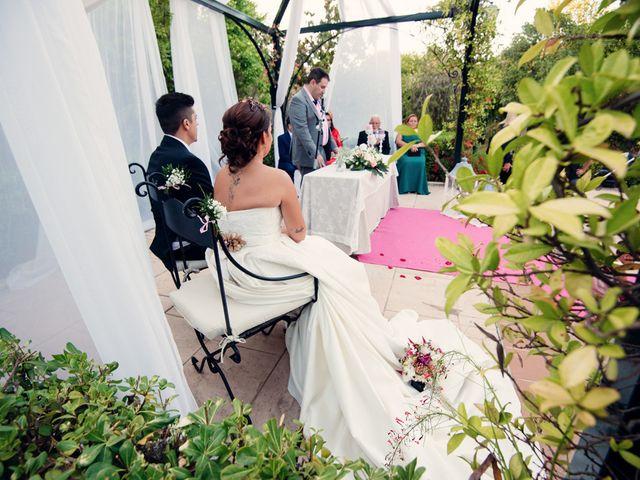 La boda de Alejandro y Anabel en Málaga, Málaga 33