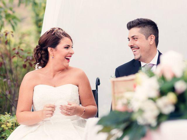 La boda de Alejandro y Anabel en Málaga, Málaga 37
