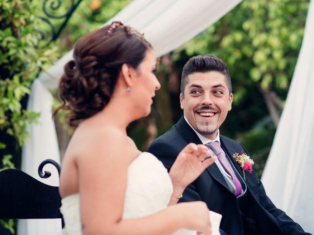 La boda de Alejandro y Anabel en Málaga, Málaga 40