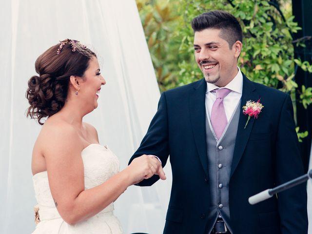 La boda de Alejandro y Anabel en Málaga, Málaga 44