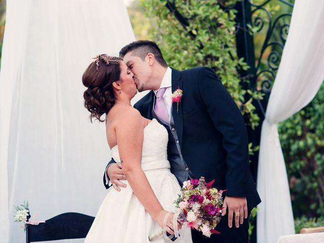 La boda de Alejandro y Anabel en Málaga, Málaga 48