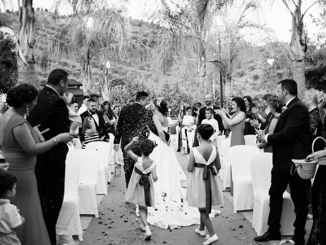 La boda de Alejandro y Anabel en Málaga, Málaga 49