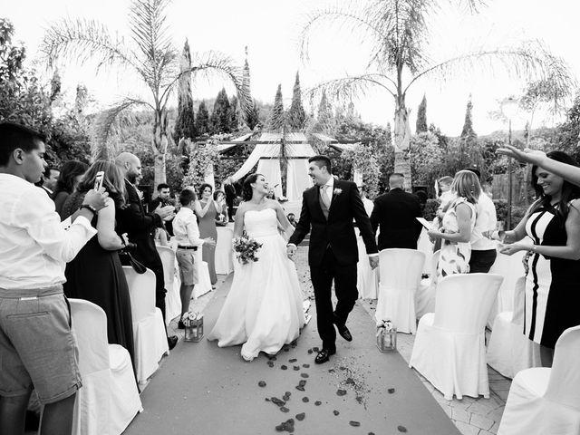 La boda de Alejandro y Anabel en Málaga, Málaga 50