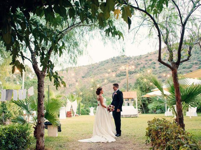 La boda de Alejandro y Anabel en Málaga, Málaga 52