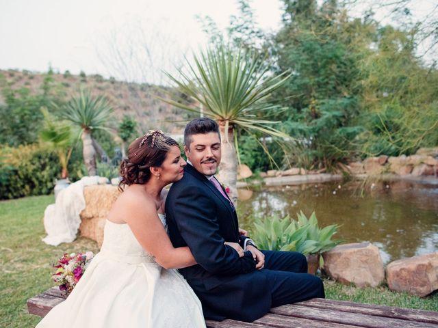 La boda de Alejandro y Anabel en Málaga, Málaga 55
