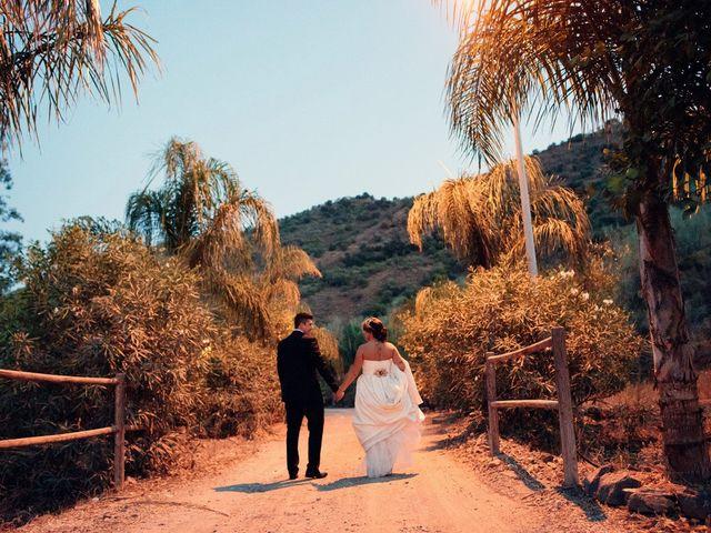 La boda de Alejandro y Anabel en Málaga, Málaga 56