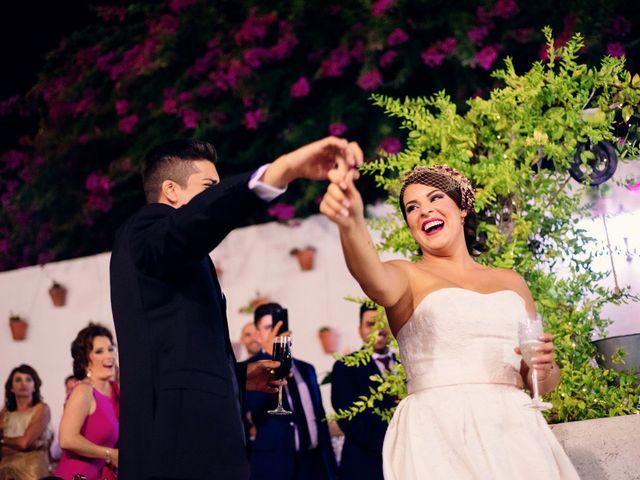 La boda de Alejandro y Anabel en Málaga, Málaga 62