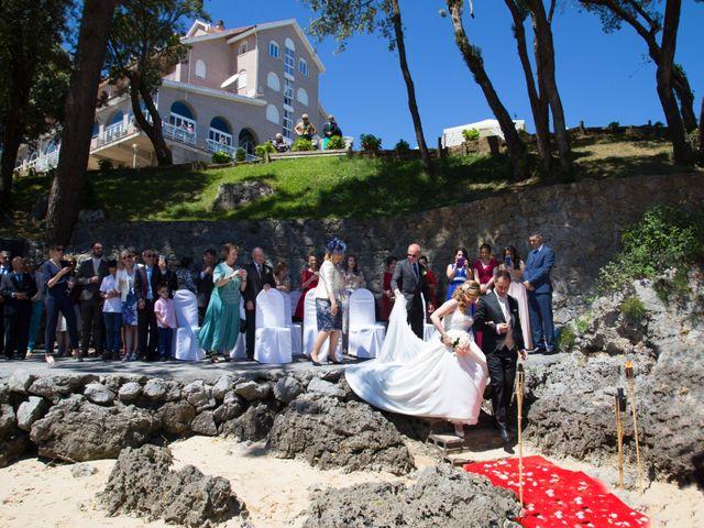 La boda de Robert y Laura en Isla, Cantabria 1