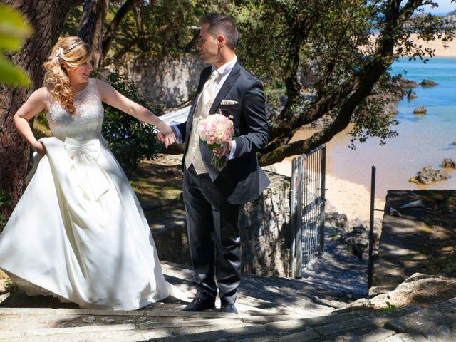 La boda de Robert y Laura en Isla, Cantabria 22