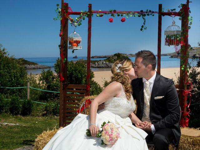 La boda de Robert y Laura en Isla, Cantabria 2