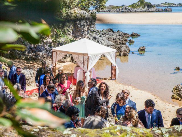 La boda de Robert y Laura en Isla, Cantabria 21