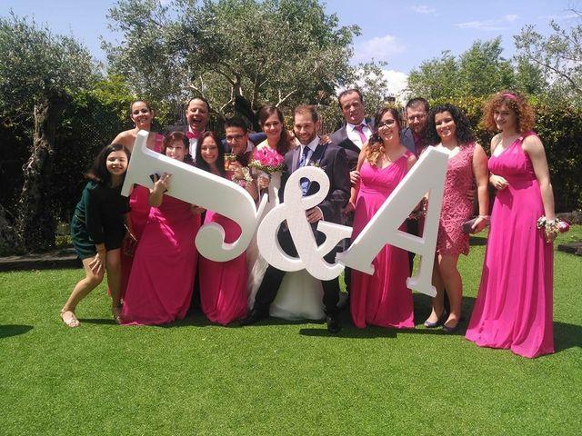 La boda de José Antonio y Alameth Eva en Navalcarnero, Madrid 5