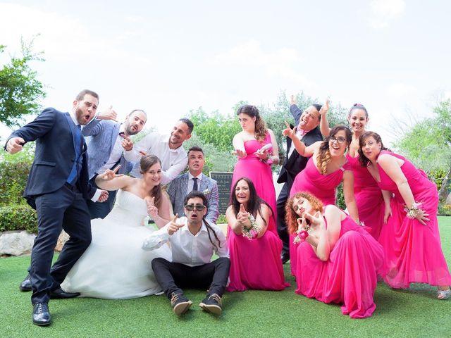 La boda de José Antonio y Alameth Eva en Navalcarnero, Madrid 1