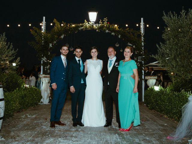 La boda de Alberto y Maria en Albacete, Albacete 22
