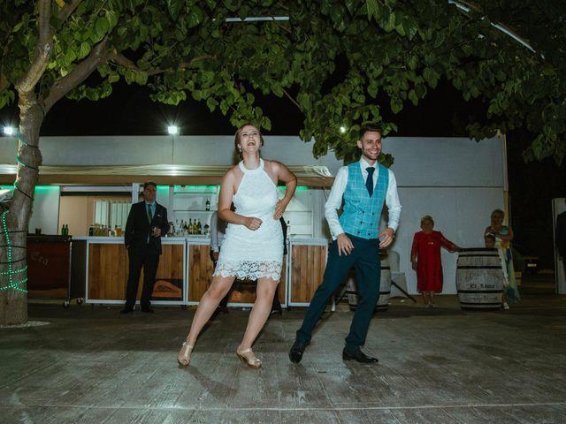 La boda de Alberto y Maria en Albacete, Albacete 29