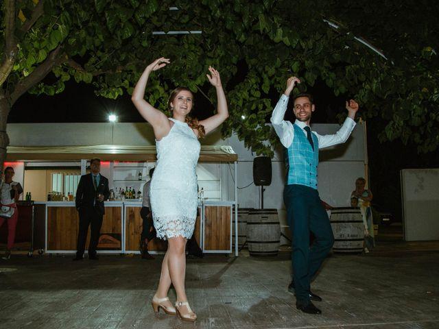 La boda de Alberto y Maria en Albacete, Albacete 31
