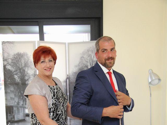 La boda de Miguel Ángel y Anastasia en San Pedro Del Pinatar, Murcia 5