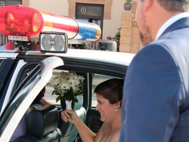 La boda de Miguel Ángel y Anastasia en San Pedro Del Pinatar, Murcia 7