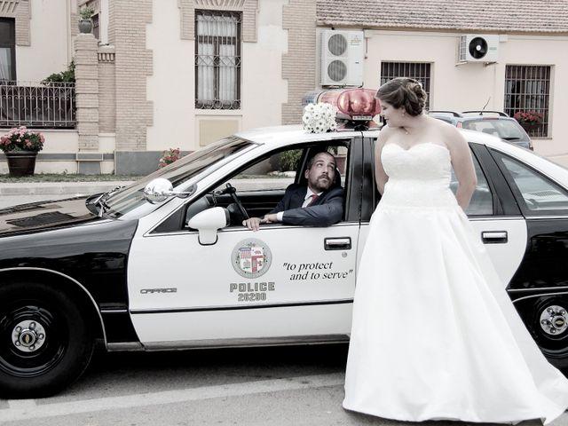 La boda de Miguel Ángel y Anastasia en San Pedro Del Pinatar, Murcia 8