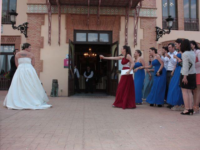 La boda de Miguel Ángel y Anastasia en San Pedro Del Pinatar, Murcia 10