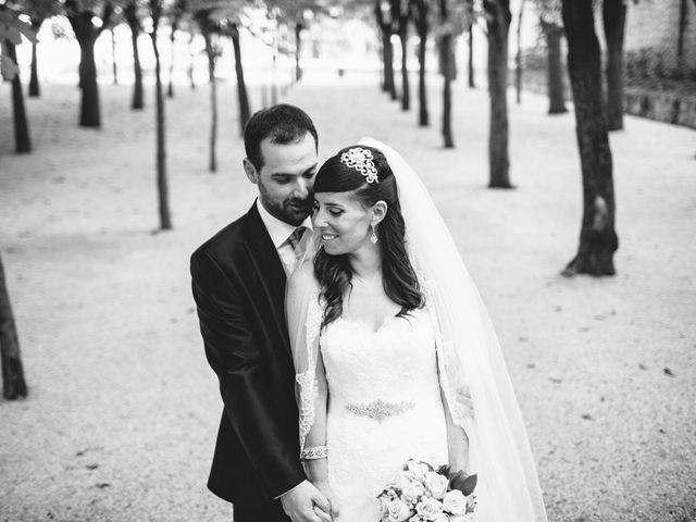 La boda de Lara y Javi
