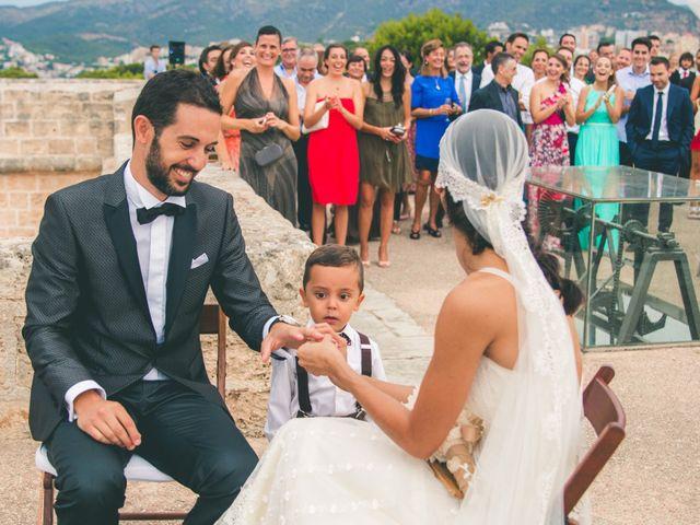 La boda de Javi y Neus en Palma De Mallorca, Islas Baleares 2