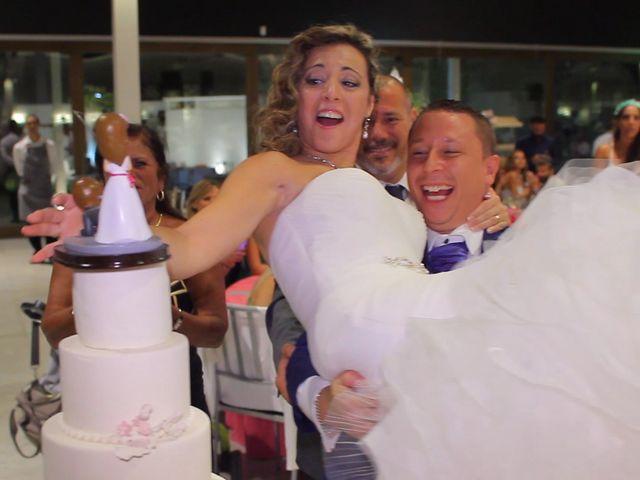 La boda de Zaira y Álex