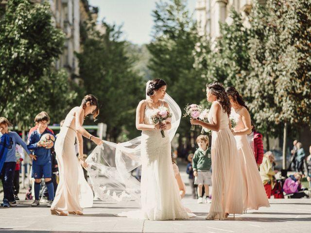 La boda de Francis y Christina en Donostia-San Sebastián, Guipúzcoa 37
