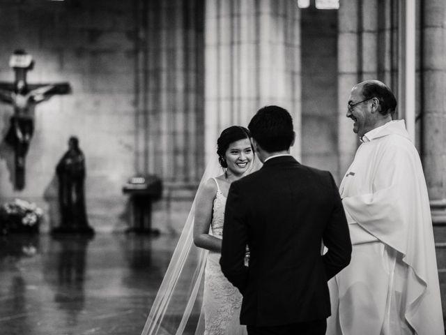 La boda de Francis y Christina en Donostia-San Sebastián, Guipúzcoa 39