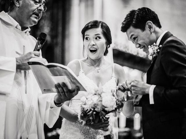 La boda de Francis y Christina en Donostia-San Sebastián, Guipúzcoa 45