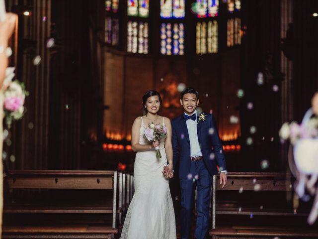 La boda de Francis y Christina en Donostia-San Sebastián, Guipúzcoa 52