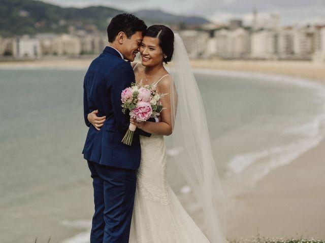 La boda de Francis y Christina en Donostia-San Sebastián, Guipúzcoa 59