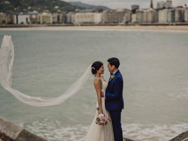 La boda de Francis y Christina en Donostia-San Sebastián, Guipúzcoa 66