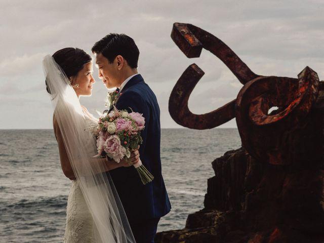 La boda de Francis y Christina en Donostia-San Sebastián, Guipúzcoa 73