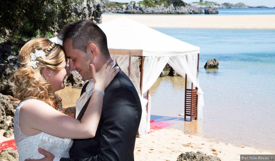 La boda de Robert y Laura en Isla, Cantabria