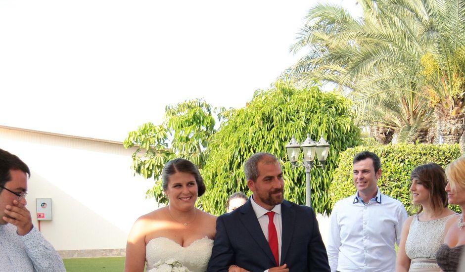 La boda de Miguel Ángel y Anastasia en San Pedro Del Pinatar, Murcia