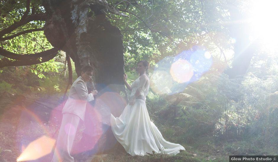 La boda de Amagoia y Irene en Gijón, Asturias