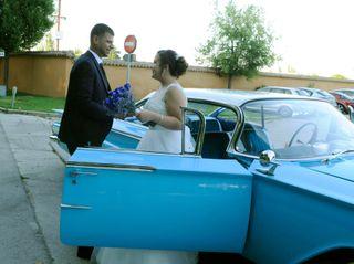 La boda de Diana y Oscar 2