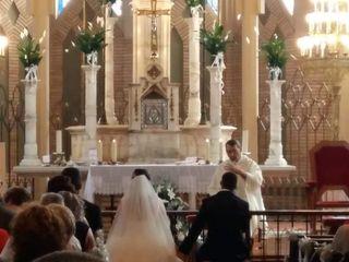 La boda de Oihane  y Iñigo  1
