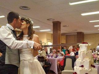La boda de Oihane  y Iñigo  2