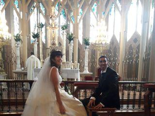 La boda de Oihane  y Iñigo