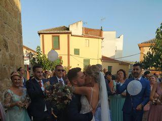 La boda de Marinel y Antonio  2