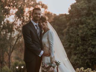 La boda de María y Alejandro