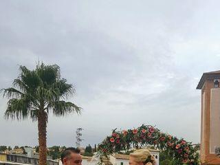 La boda de Monik y Pedro 2