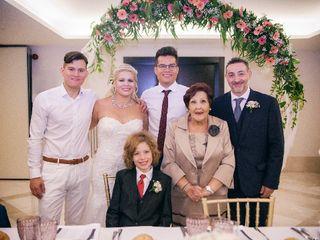 La boda de Monik y Pedro 3