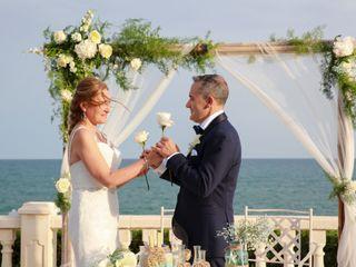 La boda de Teresa y Giuseppe