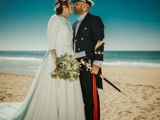 La boda de Esperanza y Jorge