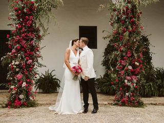 La boda de Jessie y Neal