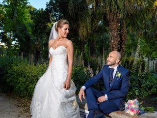 La boda de Gema y Álvaro