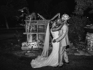 La boda de Koku y Silvia